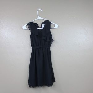 a black blush by us angels dress size 8